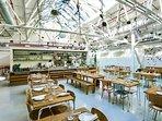 CONCIERGE SERVICE!Modern Czech cuisine, Eska Restaurant 5 min walk.