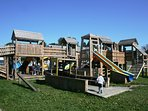 Lockeport Playground - the perfect place to play!