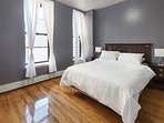 Large One Bedroom in NYC Brownstone
