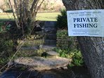Please enquire if you would like to do some  fishing during your stay - you will need a license