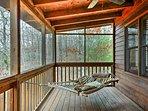 Screened-In Porch | Hammock