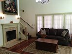 Couch side of great room