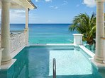 Old Trees 302 - La Mirage  - Beach Front | Located in  Wonderful Saint James wit