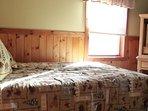 Bedroom 4 with 2 Double Beds sleeps 4