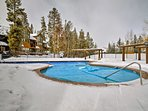 Fall in love with Summit County from this Keystone vacation rental condo!