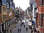 Chester Grosvenor shopping centre 5 mins walk from apartment