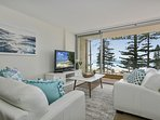 Lounge room with Stunning Ocean Views