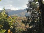 Autumn View of the Smoky Mountains at Precious View