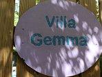 Welcome to Villa Gemma!