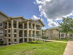 The condo is located in the amenity-filled Holiday Hills Resort!