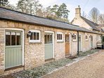 Welcome to grade II listed Stable Cottage, in Fossebridge