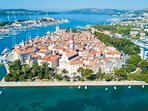 Historic city of Trogir - UNESCO heritage, only 6km away from villa