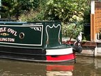 Bollington Canal - part of The Cheshire Ring
