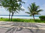 Breath taking Hastings beach and Boardwalk