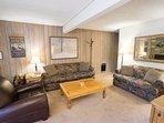 Sherwin Villas #32 - living room overview