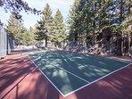Sherwin Villas #32 - shared tennis court