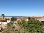 View of the Sea of Cortez during low tide from Balcony and Living Room