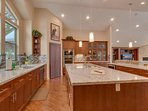 Fairway Mountain Retreat - Fully Equipped Kitchen