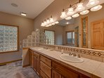 Angora Mountain Lodge  - His & Hers Sinks