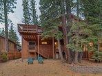 Angora Mountain Lodge  - Large Backyard