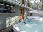 Moonlight Chalet - Private hot tub