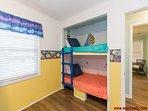 South Bunk Room II