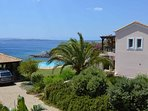 Villa Porto Cheli (2 separate villas) with private beach