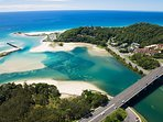 Currumbin Beach / Currumbin Creek