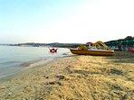 Casa con accesso in spiaggia, Rivabella (Gallipoli)