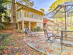 This home is only 5 minutes from the heart of Stone Mountain Park!