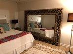 Huge ornate mirror!