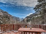 Elevate your Ouray holiday at this 3-bedroom, 2-bathroom vacation rental home.
