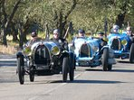 Each summer the famous Mille Miglia Road Race passes through nearby Bolsena