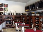 The Bar in San Lorenzo has wonderful wines and offers light lunches too