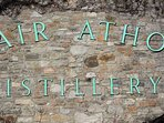 Blair Athol distillery can be found in Pitlochry