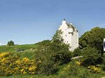 Self catering castle in Scotland with Visit Scotland 4 star rating