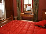 Room 5 is a beautifully furnished double room with en-suite shower