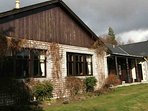 This modern luxury lodge is available for self catering holidays