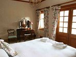 Room 1, is one of the double bedrooms