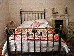 'French' is a second floor bedroom with a 'Bedknobs and Broomsticks' bed
