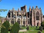 Melrose Abbey
