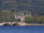 Make time for a trip to Inveraray Castle