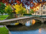 Bourton on the Water is 15 minutes from Stow