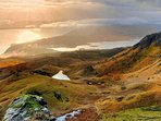The Old Man of Storr, is an iconic landmark of the Isle of Skye