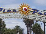 Pier Park..lots of shopping, restaurants and entertainment within walking distance of Tidewater