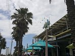Margaritaville in Pier Park less than 1/2 mile from Tidewater