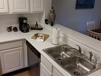 Kitchen has been re-done with all new appliances! CLEAN!