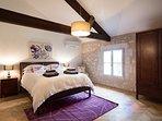 King Bedroom on 2nd Floor