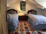 Attic Twin Bedroom