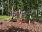 Play Park in Poplar Woods
